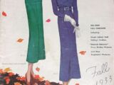 Butterick Fashion Book Fall 1933