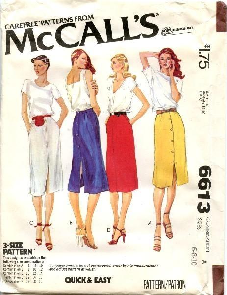 McCall's 6613