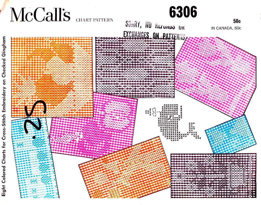 McCall's 6306 A