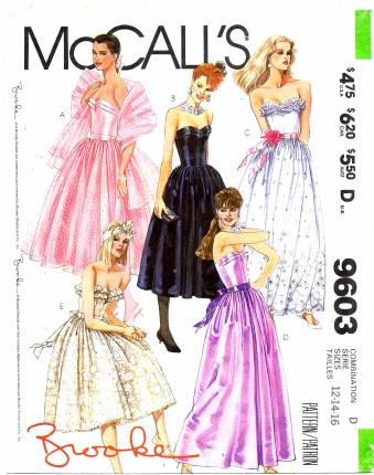 McCall's 9603