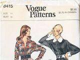 Vogue 8415 A