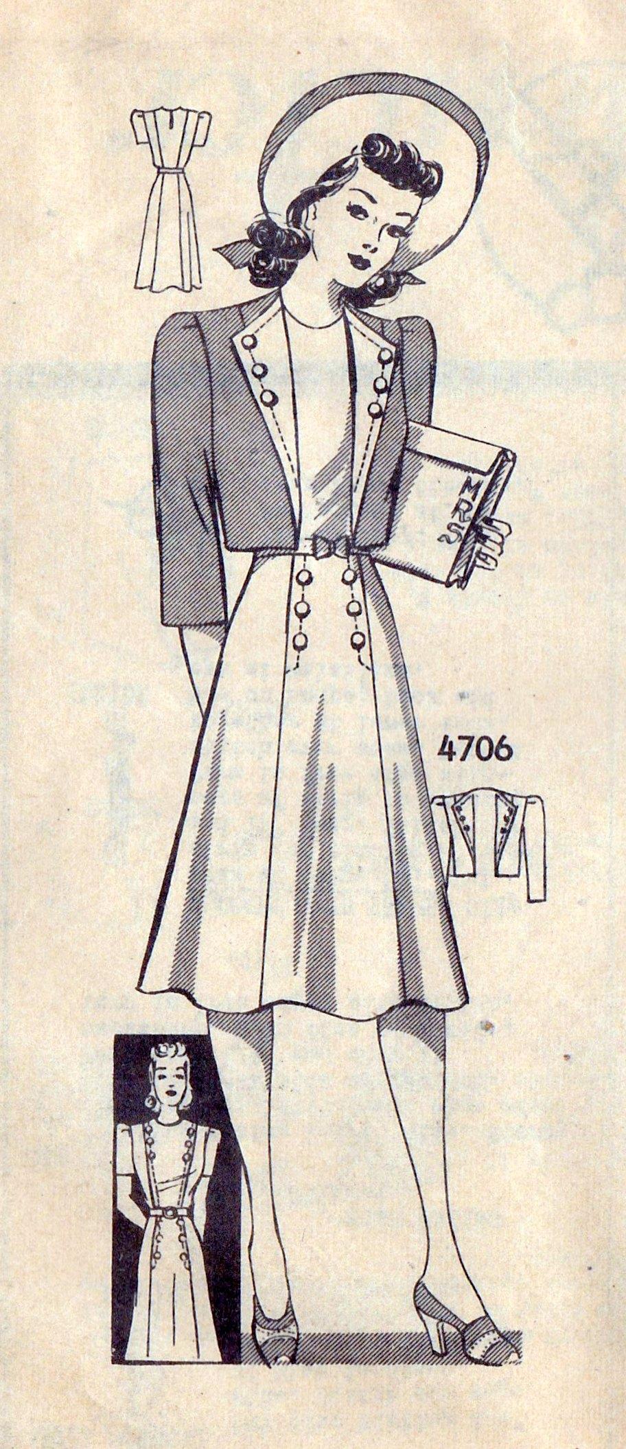 Anne Adams 4706 A