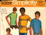 Simplicity 9384
