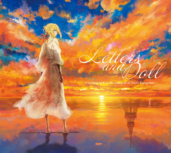 Violet Evergarden VOCAL ALBUM Letters and Doll ~Looking back on the memories of Violet Evergarden~