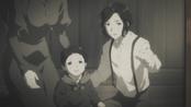 Dietfried and Gilbert as children