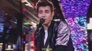 """Violetta 3 - Leon y Los chicos cantan """"Mi Princesa"""" (Show) (HD)"""