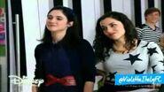 Violetta 3 Fran Cami y Naty cantan a mi lado