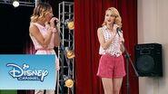 """Violetta Momento Musical Violetta y Ludmila interpretan """"Más que dos"""""""