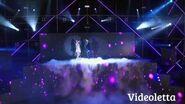 "Violetta 3 - Violetta and Leon sing ""Abrazame Y Verás"" English Subtitles"