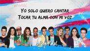 Violetta 3 - Es mi pasión - Letra HQ Letras HD