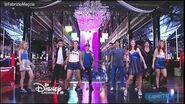 """Violetta 3 - Los chicos cantan """"Es mi pasión"""" - Episodio 60 Disney HD Argentina"""