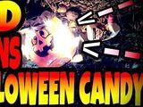 WILLIAM'S HALLOWEEN CANDY MELTDOWN!!!