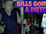BILLS GOING ON A DIET!?!? (RAGE)