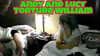 Andy_And_Lucy_Torture_William_In_His_Sleep!!!