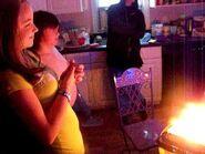 Kelsey's 14th Birthday
