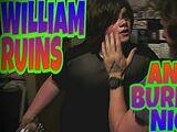 WILLIAM RUINS ANDYS BURRITO NIGHT!!!