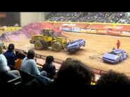 Advance Auto Parts Monster Jam and Freestyle Mania 2011, Part 2