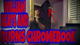 KID_BEATS_AND_BURNS_CHROMEBOOK_OVER_HOMEWORK!!!