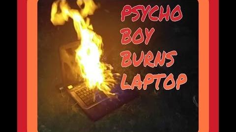 WILLIAM BURNS HIS FATHER'S LAPTOP