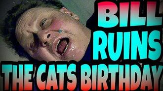BILL_RUINS_THE_CATS_BIRTHDAY!!!