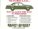 Brady-Bushey Ford