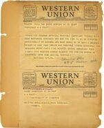 1936 telegram