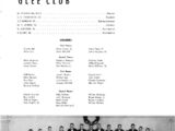 Glee Club 1952-1953 season