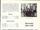 Glee Club 1963-1964 season