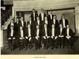 Glee Club 1910-1911 season
