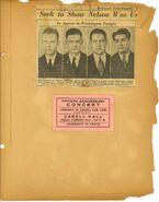 1936 scrapbook