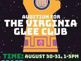 Glee Club 2018-2019 season