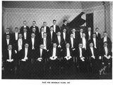 Glee Club 1916-1917 season