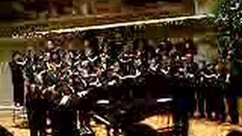 Glee Club Christmas Concert 07 -Alleluia