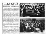 Glee Club 1981-1982 season