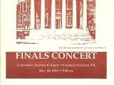 Finals Concert (1995)