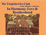 In Harmony, Love, and Brotherhood (album)