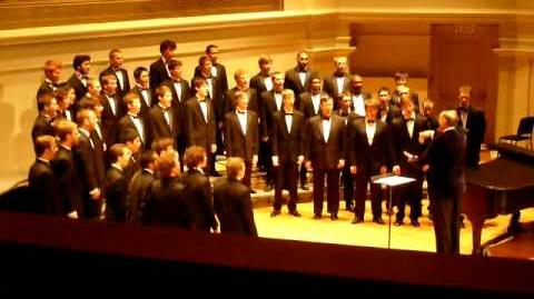 Choral Showcase (2008)