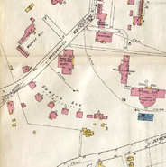 Dawson's row sanborn map