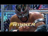 Virtua Fighter 5 Ultimate Showdown - El Blaze (Intros & Win Poses)