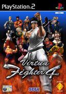 VF4 PS2 EU