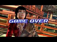 Virtua Fighter 5 - Aoi Umenokoji (Game Over & Continue)
