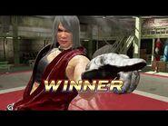 Virtua Fighter 5 Ultimate Showdown - Jean Kujo (Intros & Win Poses)