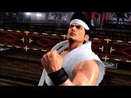 Virtua Fighter 5 Final Showdown - Akira Yuki (Game Over & Continue)