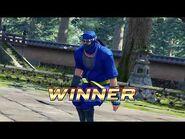 Virtua Fighter 5 Ultimate Showdown - Kage-Maru (Intros & Win Poses)