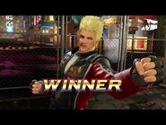 Virtua Fighter 5 Ultimate Showdown - Jacky Bryant (Intros & Win Poses)