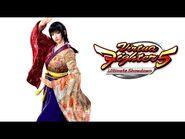 Virtua Fighter 5- Ultimate Showdown OST - Shrine Stage - Aoi Umenokoji Theme