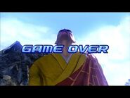 Virtua Fighter 5 - Lei-Fei (Game Over & Continue)