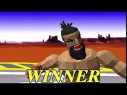 Virtua Fighter - Jeffry (Win Poses)