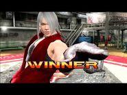 Virtua Fighter 5 Final Showdown - Jean Kujo (Intros & Win Poses)