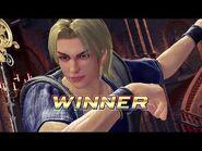 Virtua Fighter 5 Ultimate Showdown - Lion Rafale (Intros & Win Poses)